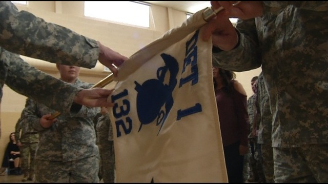 Bottineau Celebrates More Than 75 Years with National Guard