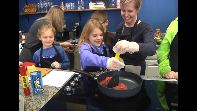 Karmin's Cooking Class for Kids