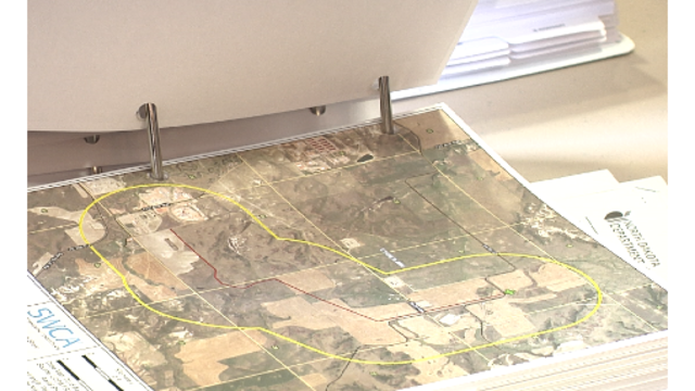 Public Hearing Held in Watford City for Proposed Natural Gas Transmisison Lines