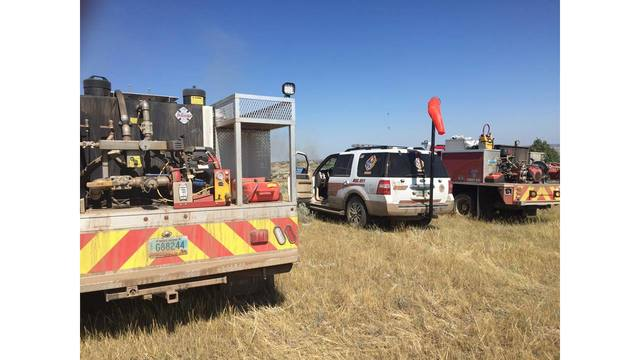 Magpie Fire Now 70% Contained