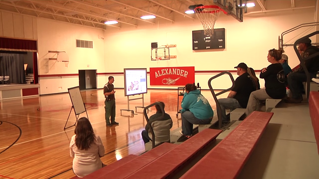 McKenzie County school introduces active shooter drill to parents