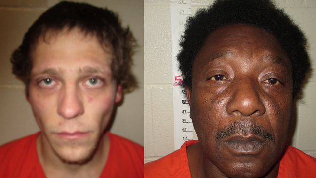 Dickinson men charged with drug crimes are being held on $100,000 bond