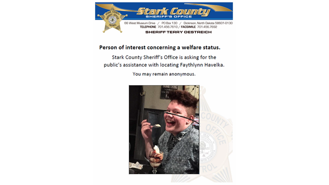 Stark County asks for help finding this individual