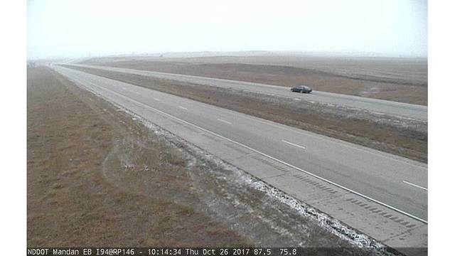 NDHP: Use caution when traveling