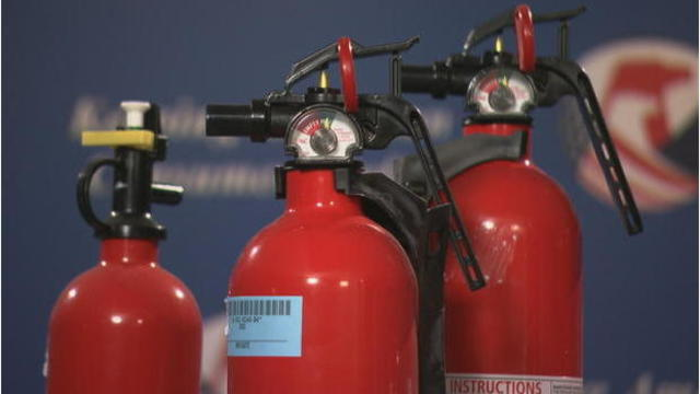 Massive government recall of Kidde fire extinguishers