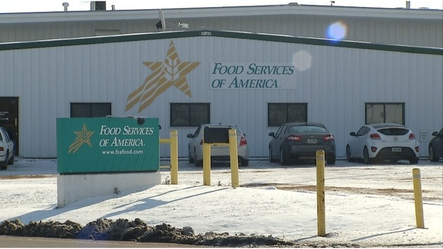 Food Services Minot Location to Close