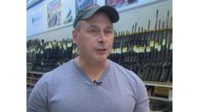 Shop owner who sold gun to Texas shooter says he relies on database