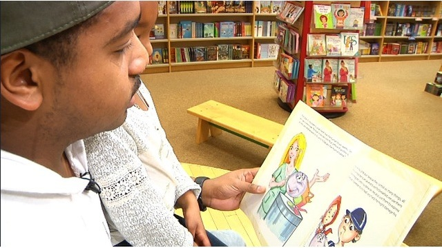 Local Author Creates A Children's Book
