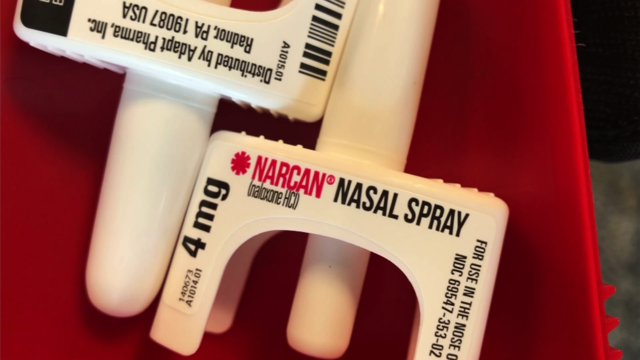 Morton County Sheriff's Department has first overdose save