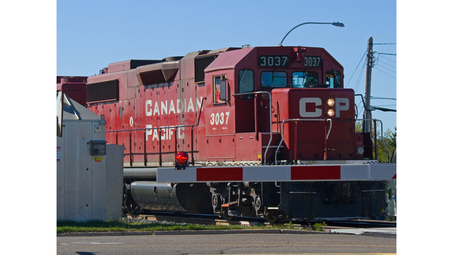 One CP Rail Stop Will Be Closing
