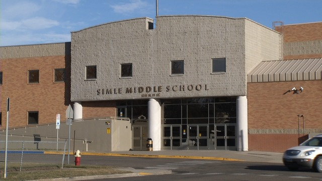 Theft at Simle Middle School construction site