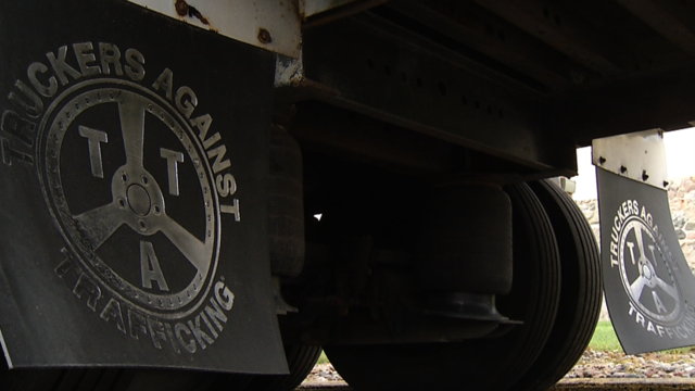 Truckers Against Trafficking Comes To Bismarck