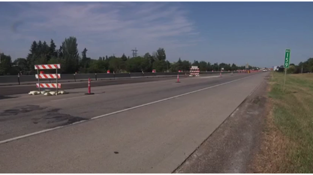 I-94 road work to finish this week