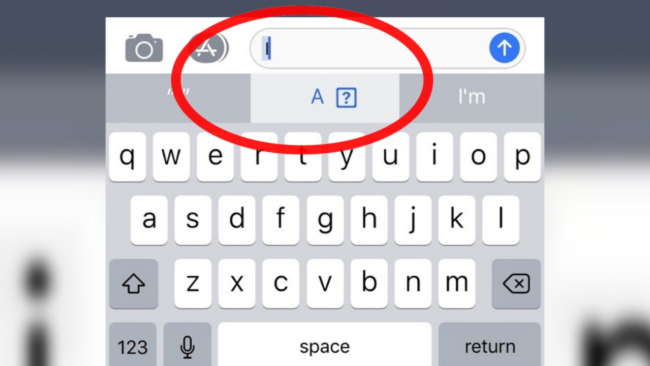 Iphone Changing I To A In Keyboard Bug Affects Some Users
