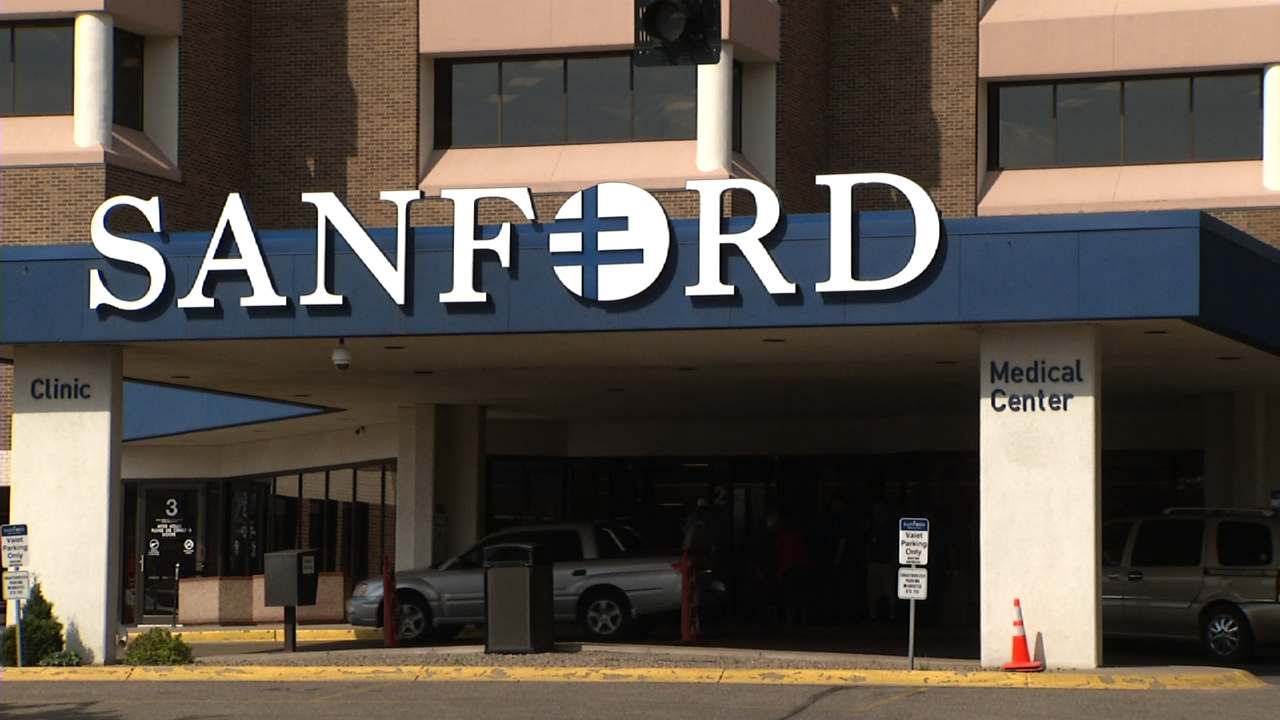 Extra Security In Place At Sanford Hospital In Bismarck