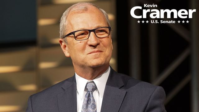 Rep. Kevin Cramer accepts GOP nomination for the Senate