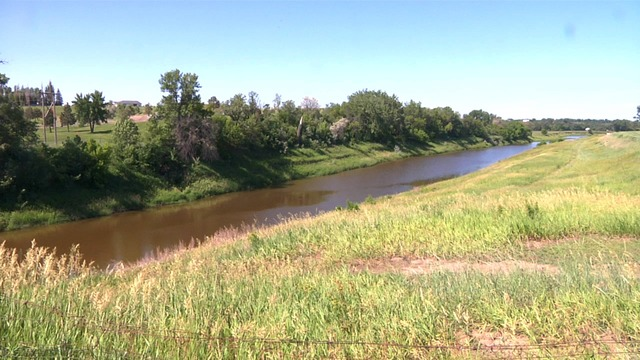 Improvements Planned for Heart River Levee System