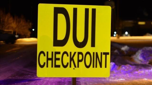 Sobriety checkpoint set for Morton County Thursday