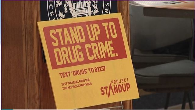Sheriff's office announces launch of new anonymous drug tip