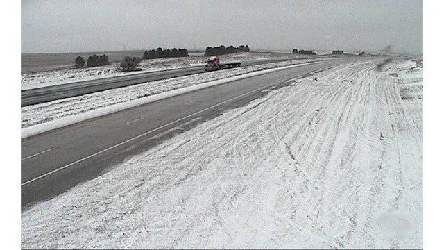 Travel Difficult East of Medina, DOT Issues Warning