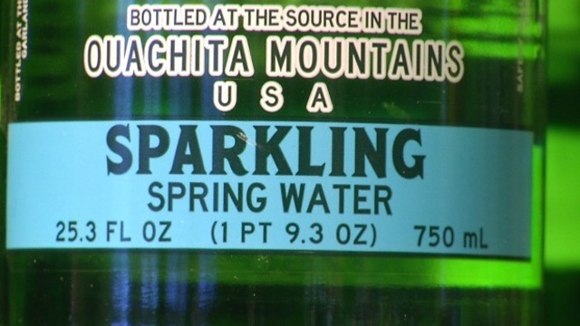 Sparkling water good you