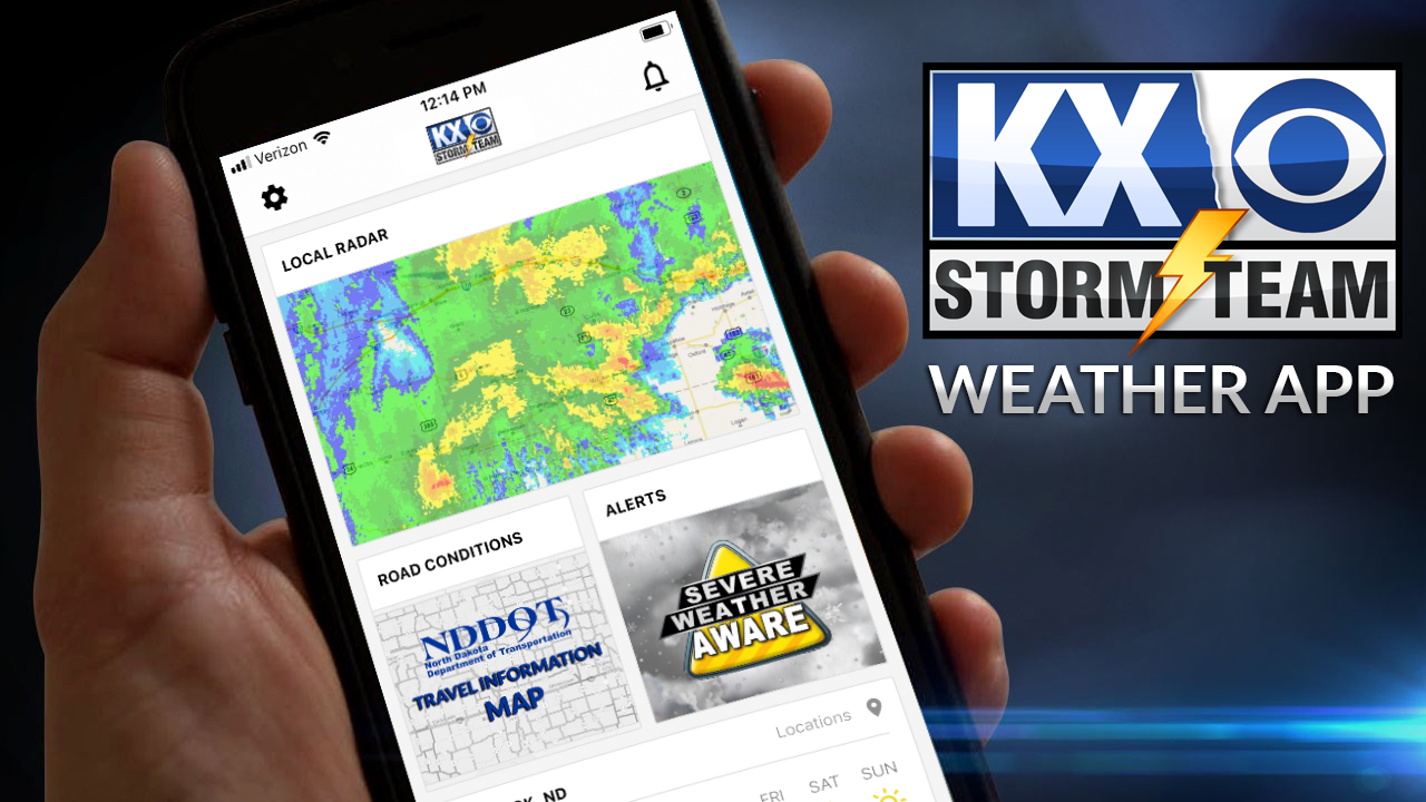 Weather | KX NEWS