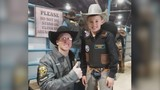 Someone You Should Know: Young Rodeo Champ Meets Role Model