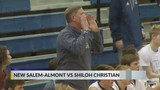 Boys HS Basketball: Shiloh Christian pulls away from New Salem-Almont