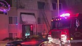 No serious injuries in apartment Fire