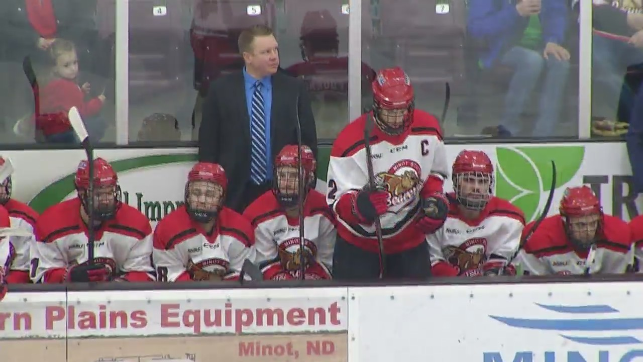 Minot State Hockey Gets 5 0 Win