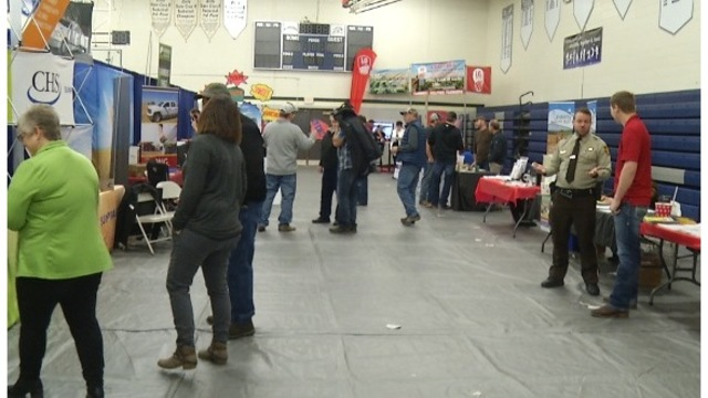 North Central seed show and ag expo -