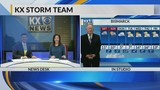 KX Storm Team Late Night Updated Full Weather Forecast w/Tom Schrader