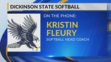 Dickinson State softball back from 7-4 Tucson trip