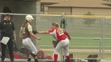 Minot State softball uses walk-off to split doubleheader with SMSU