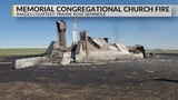 Church in Ruins After Fire