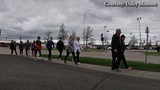 Rucking Across the State to Help Veterans Suffering from PTSD